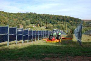 Agro - Bifaciální panely
