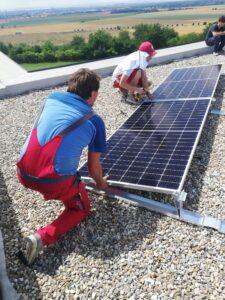 Fotovoltaická elektrárna Solax Power